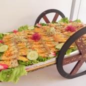 Des buffets originaux et variés
